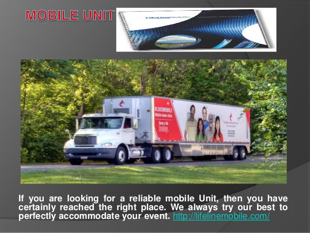 If you are looking for a reliable mobile Unit, then you have certainly reached the right place. We always try our best to ...