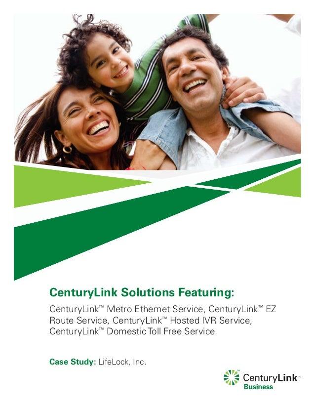 CenturyLink Solutions Featuring:CenturyLink™Metro Ethernet Service, CenturyLink™EZRoute Service, CenturyLink™Hosted IVR Se...