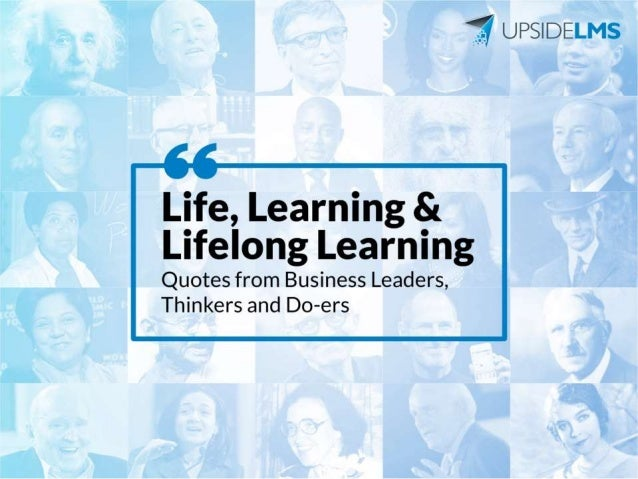 Lifelong Learning Quotes from Business Leaders