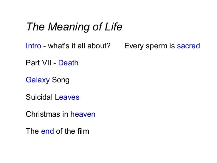 Platos definition of the meaning of life in platos famous five dialogues