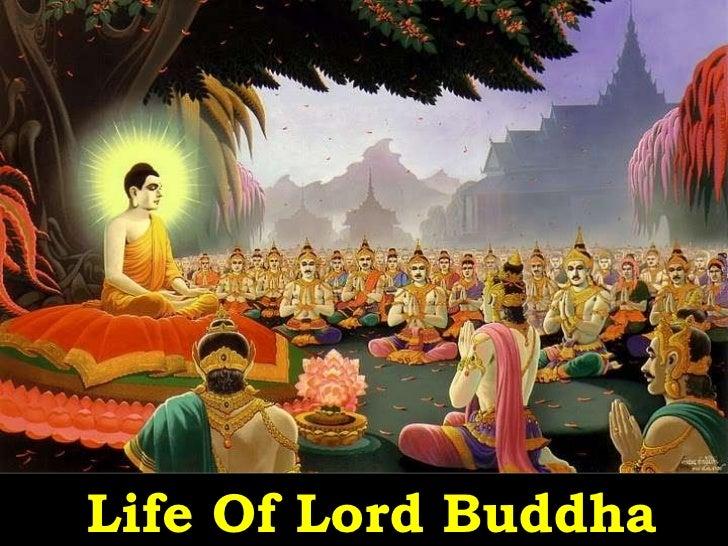 364 Words Short biography of Lord Gautama Buddha