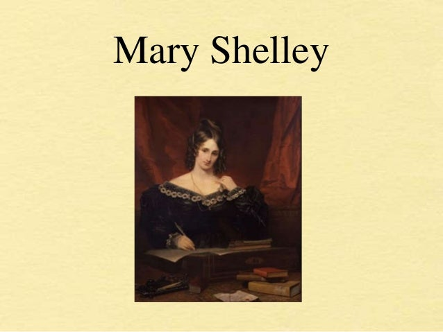 Mary Shelley by William Walling (1972)