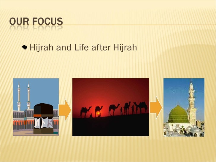Life of Prophet Muhammed (saw) Slide 2