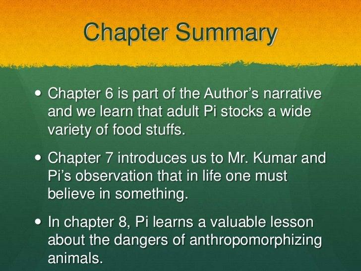 Part 3 life of pi summary pdf