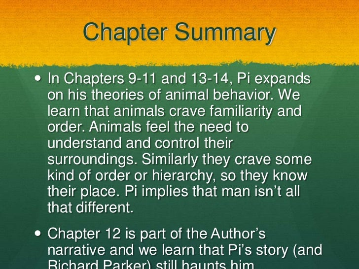life of pi animal behavior Life of pi animal behavior this research paper life of pi animal behavior and other 64,000+ term papers, college essay examples and free essays are available now on reviewessayscom.