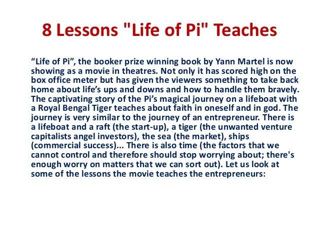 Life Of Pi Summary Pdf