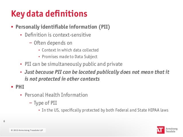 personal identifiable information pii Launch new identifying and safeguarding personally identifiable information (pii) version 20.