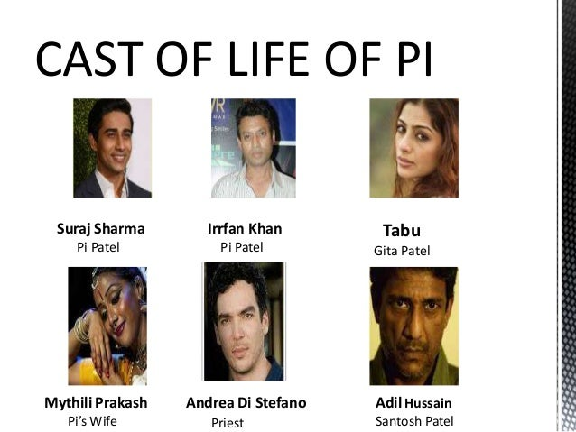 Life of pi cast watch free movies dvd quality online for Life of pi chapter summary