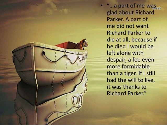 quotes about richard parker