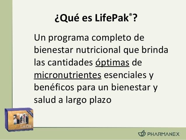 Life pak sp Slide 2