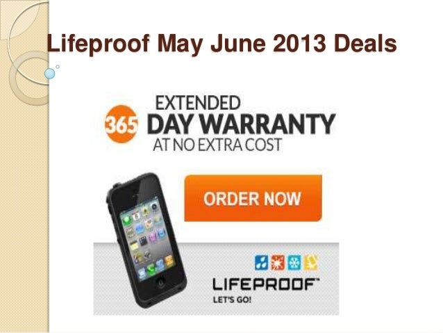 Lifeproof discount coupon