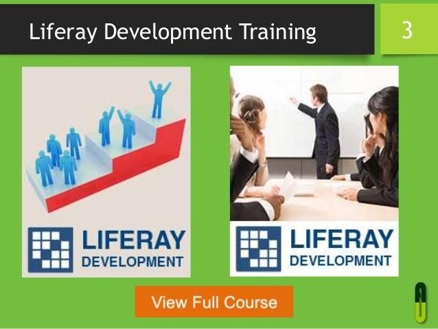 Liferay Development Training 3