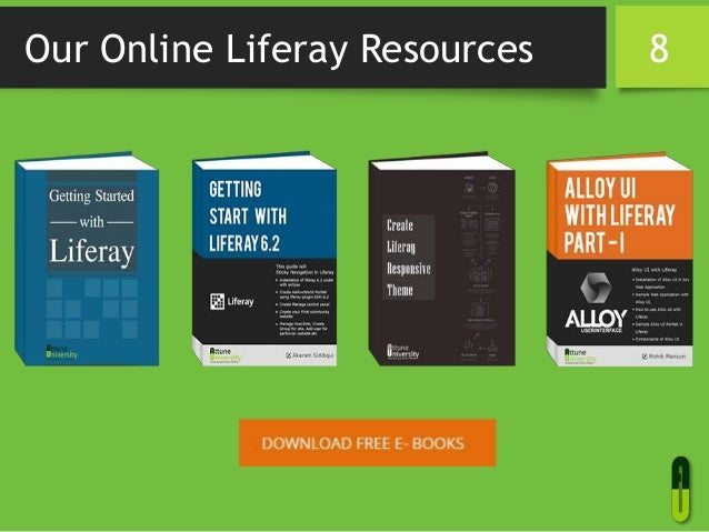 Our Online Liferay Resources 8