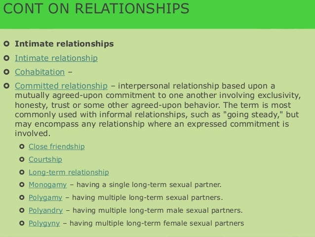 commitment pro relationship behavior and trust in close relationships