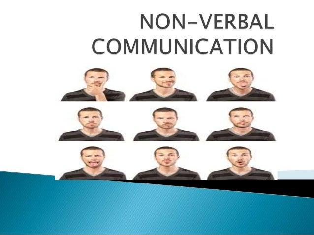 verbal and nonverbal communication skills pdf