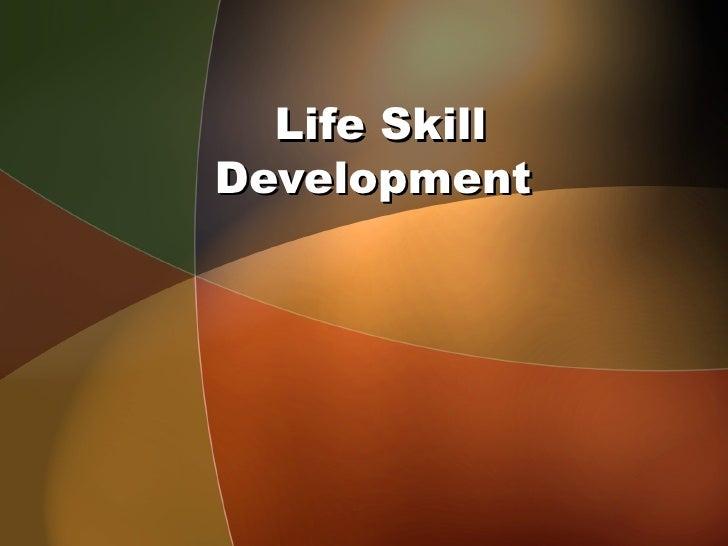 Life SkillDevelopment