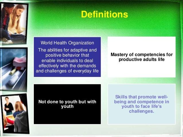 Life skills training program Slide 3