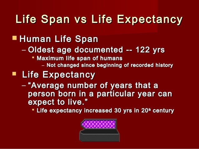 life style and life expectancy Correlation among different variables and life expectancy daily exercise and a healthy life style will decrease the likelihood of obesity and normalize blood.