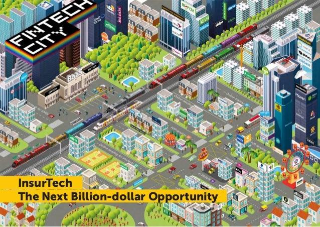 InsurTech The Next Billion-dollar Opportunity