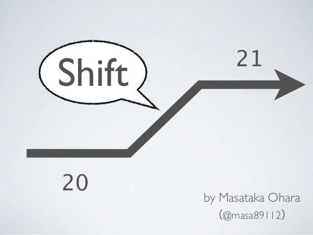 21Shift20        by Masataka Ohara         (@masa89112)