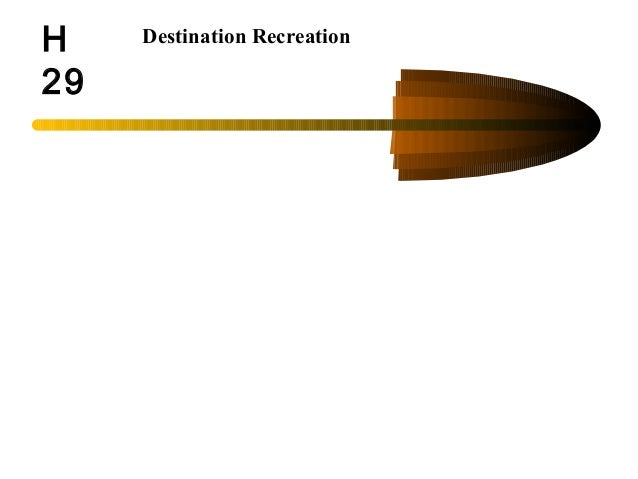 H 29 Destination Recreation