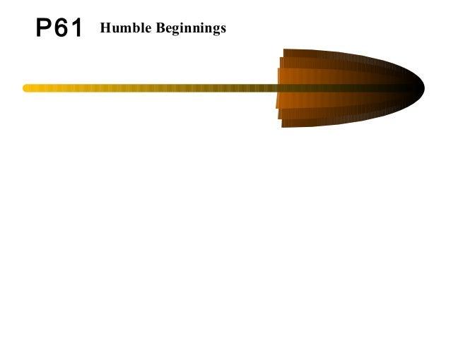 P61 Humble Beginnings