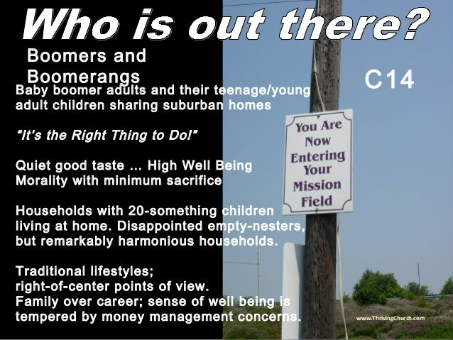 """Baby boomer adults and their teenage/young adult children sharing suburban homes """"It's the Right Thing to Do!"""" Quiet good ..."""
