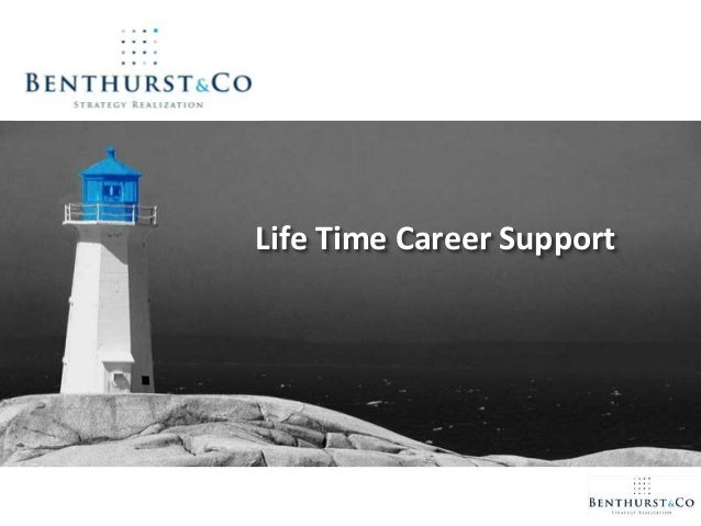 Life Time Career Support