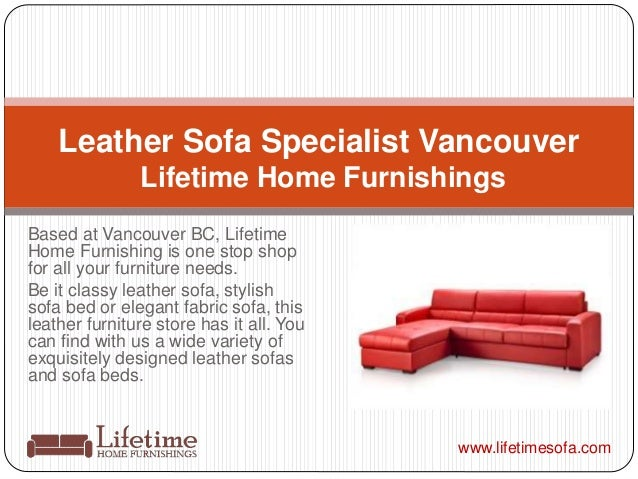 Leather Sofa Bed Vancouver Bc Refil Sofa