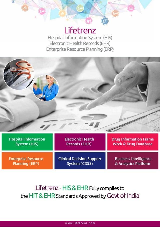 Lifetrenz hospital flyer