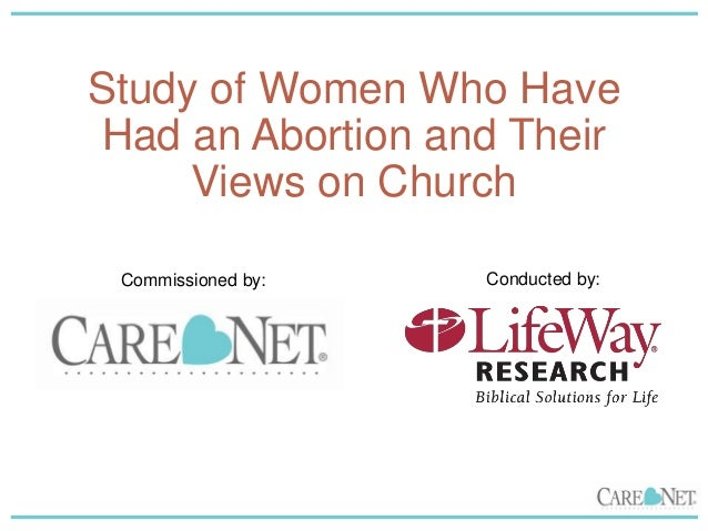 Research on abortion
