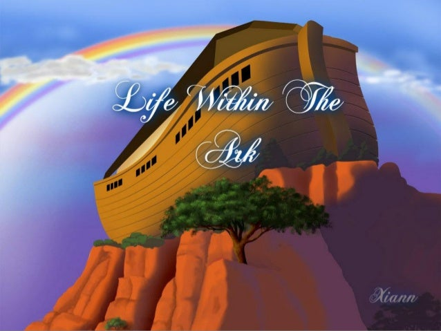Life within the ark