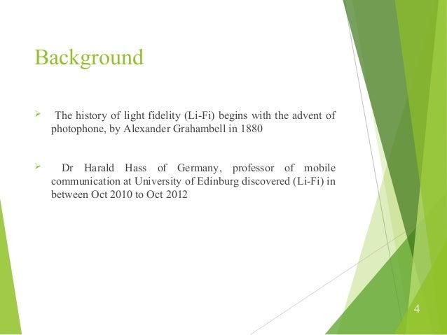 Lifi (presentation)