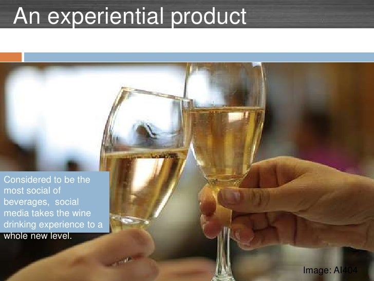 Lift9 - Wine And Social Media Slide 2