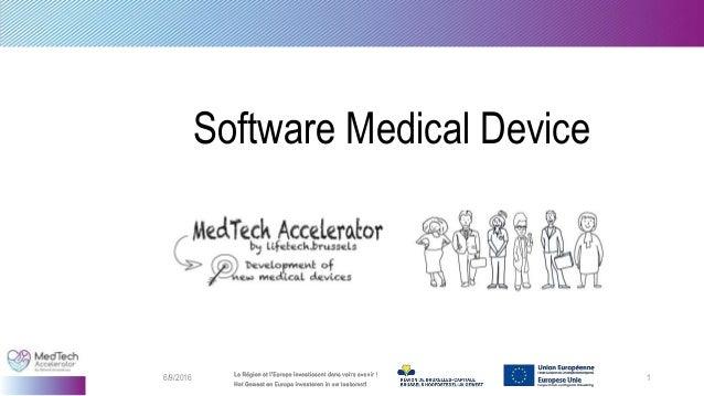 lifetech brussels phase i medtech accelerator software rh slideshare net medtech evolution user manual Medtech Products