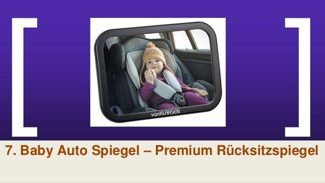 Spiegel Auto Baby : Top die besten baby spiegel fuers auto in