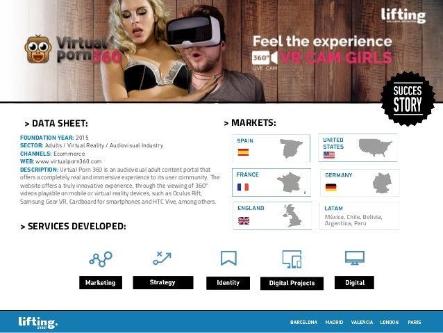 Virtual Reality Cartoon Sex