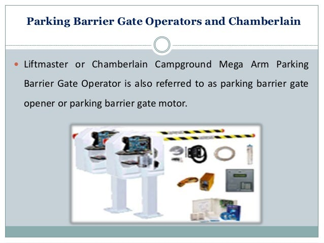 Liftmaster Sl595103u Sl585501u Sl595205u Gate Operator