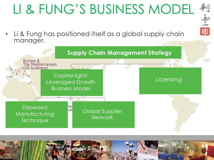 historic strength and strategy of li fung