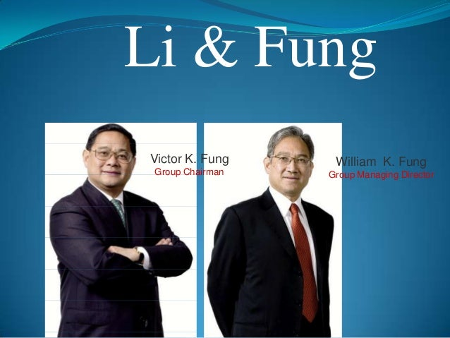 li fung supply chain management Li & fung business model li & fung value chain added activities such as design and qc low-end activities such as manufact in hong kong in the best possible location across the w.