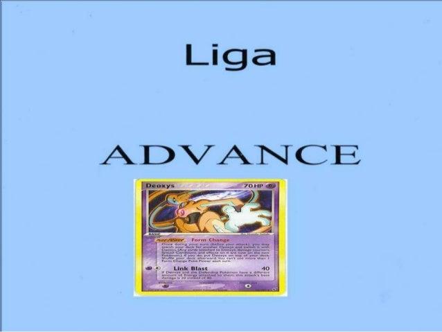 Liga Advance Mapa Oficial