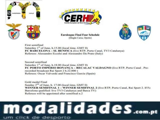 Fundação: 1955Liga Europeia: 2Campeonato português: 21FC PortoAs Figuras:Edo Bosch Caio Reinaldo Ventura Ricardo Barreiros...
