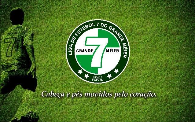 O Futebol 7 Society é uma adaptação do futebol jogadoem campos menores e, usualmente, com grama sintética(ou outros materi...