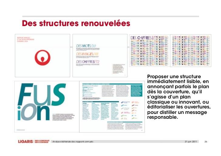 Structures et contenus : une analyse  lexicale et quantitativeTOTAL 2009 et 2010 (Ligaris analyse les discours, y compris ...