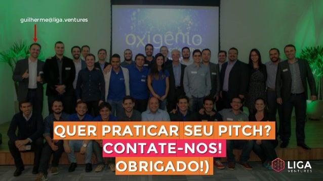 Como fazer um pitch de alto impacto - Semana de Inovação da Porto Seguro
