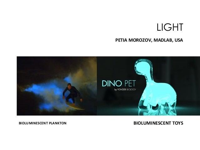 Light Natural Sources