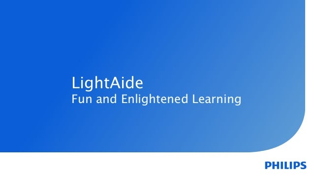 LightAide  Fun and Enlightened Learning