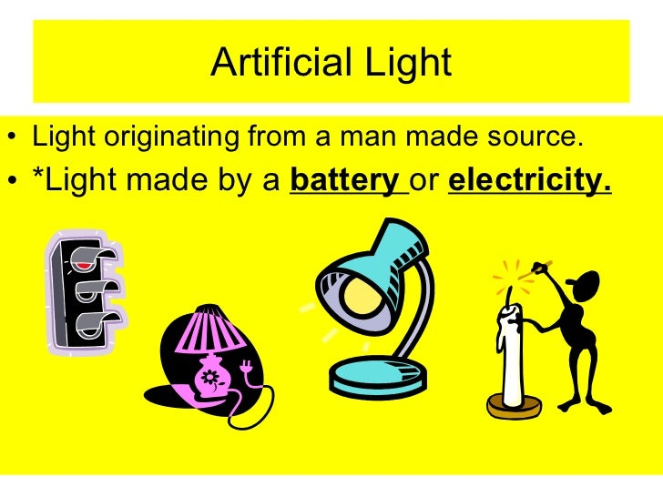 Printables Natural And Artificial Sources Of Light Worksheet light and sound daily power point artificial light