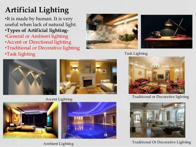 Natural Lighting Interior Design Definition