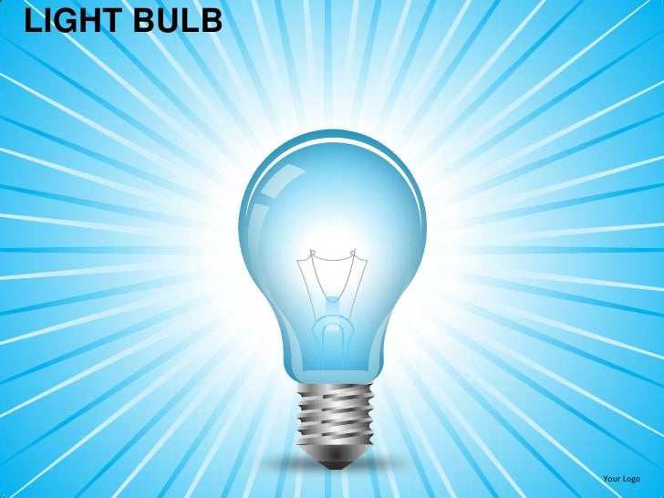 light bulb powerpoint presentation templates, Powerpoint templates